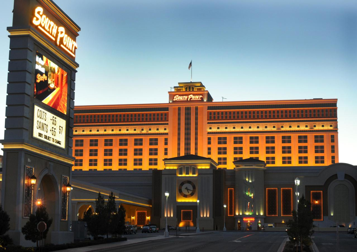 South Point Hotel Casino Spa Las Vegas Nv 89183