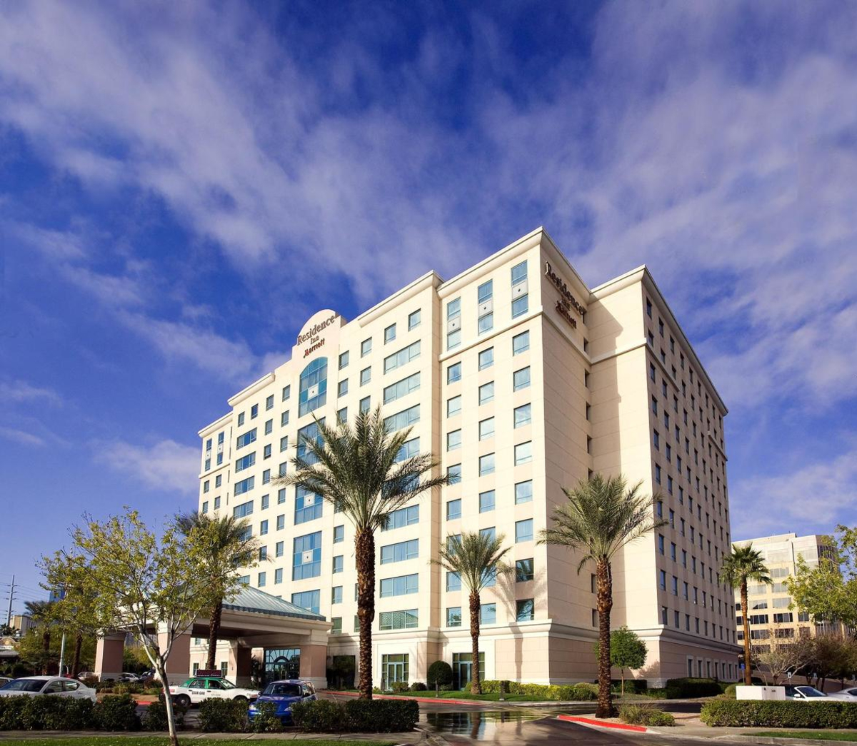 Marriott 2 Bedroom Suites Las Vegas: Marriott Residence Inn Las Vegas Hughes Center