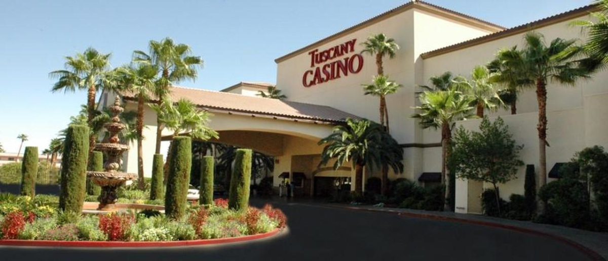 Tuscany Hotel Las Vegas