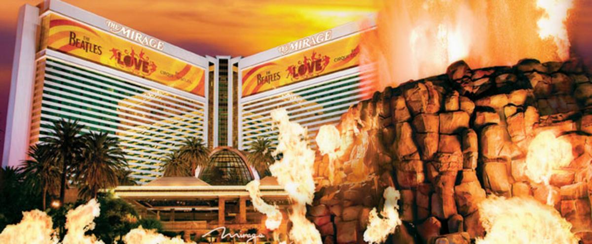 The Mirage Hotel & Casino   Las Vegas, NV 89109