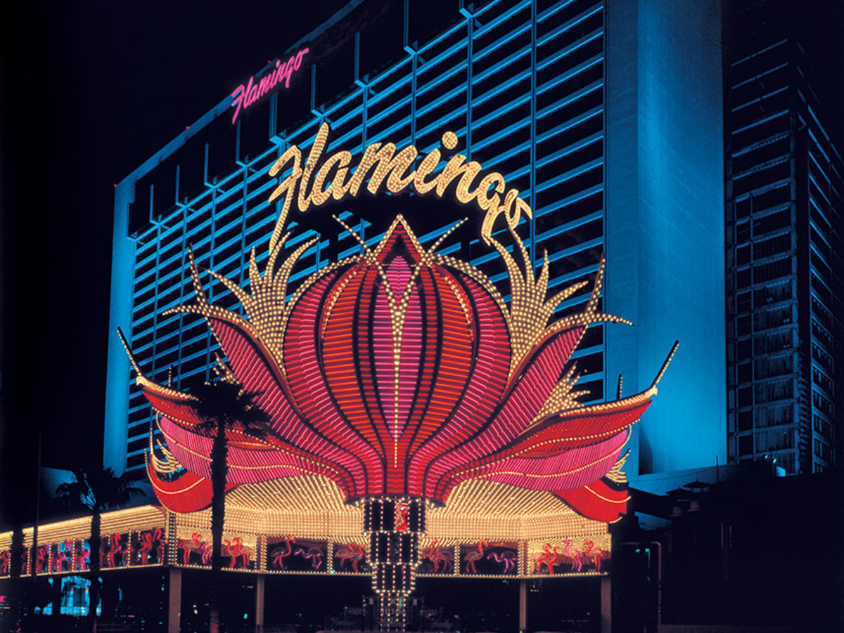 Las Vegas The Flamingo