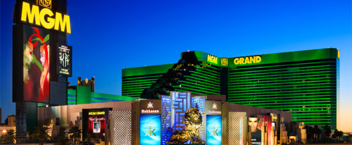 Mgm grand strip delopment