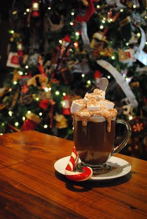 OGPI's Signature Salted Caramel Hot Chocolate Recipe   ExploreAsheville.com