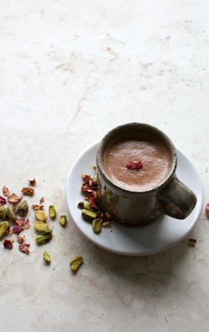 French Broad Hot Chocolate | ExploreAshevlle.com
