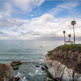 Best Western cliff lodge in Pismo Beach