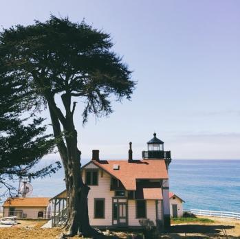 San Luis Lighthouse in Avila Beach