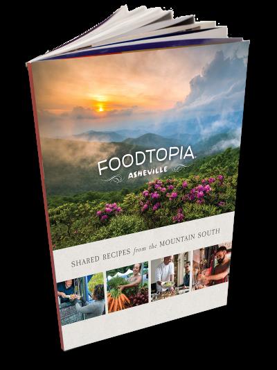 Foodtopia Digital Cookbook Cover