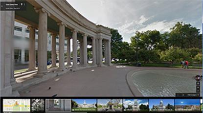 Civic Center Park Trekker