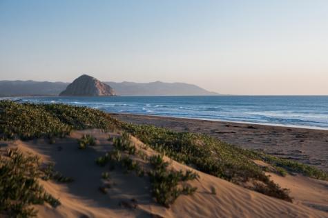 Majestic Morro Strand Beach