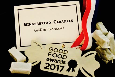 GerDan's Good Food Award