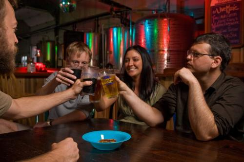 Come celebrate NC Beer Month in Asheville