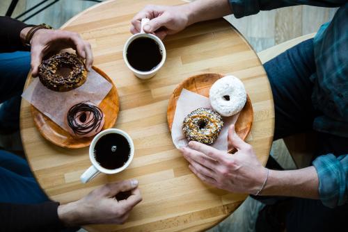 Ben Meyers - Vortex Donuts