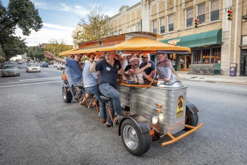 The Amazing Pubcycle