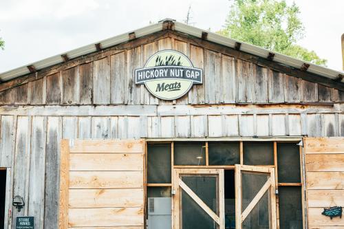 Amy Ager   Hickory Nut Gap Farm