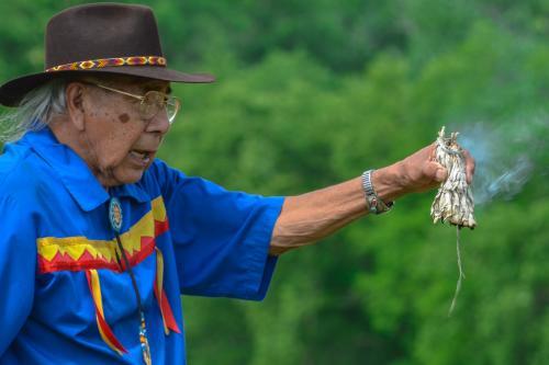 Cherokee Man