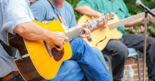 Two Guitars - FB