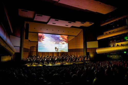 Grand Rapids Symphony Dreamworks Movie