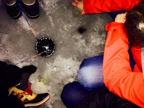 Grand Rapids Ice Fishing