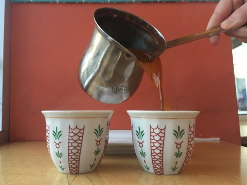 Marie Catrib's Turkish Coffee in Grand Rapids