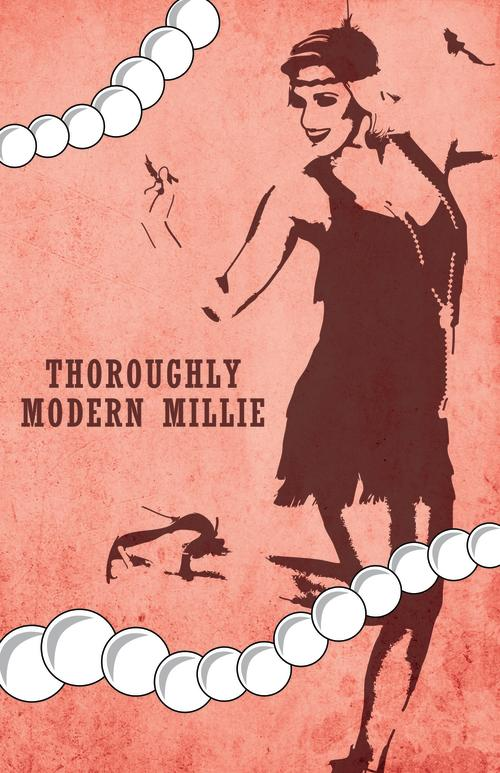 Thoroughly Modern Millie show poster