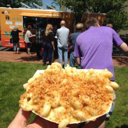 Asheville Food Truck Festival Promotional Image