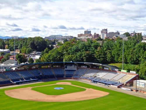 Asheville Tourists Baseball