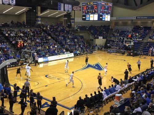 UNC Asheville Men's Basketball