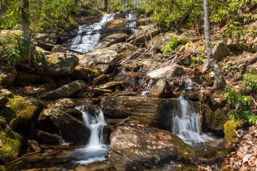 Graybeard Falls