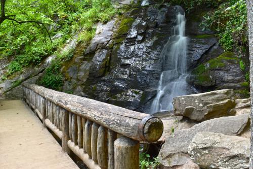 Juney Whank Falls Deep Creek Area