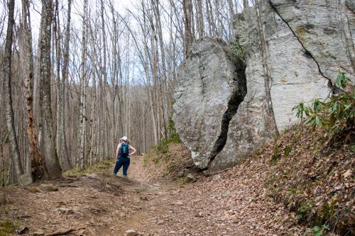 Split Rock at Pinnacle Park