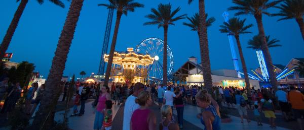 Kemah Boardwalk