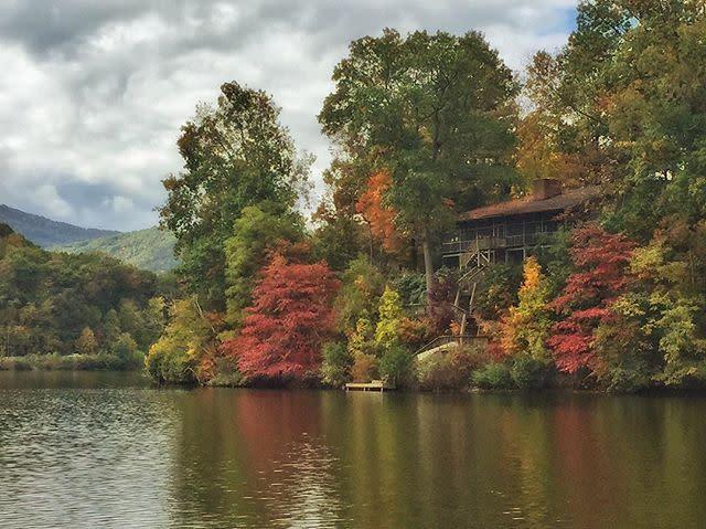 Lake Junaluska Mid Fall 2016