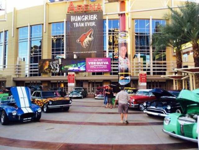 The Oasis Classic Car Show - Car show phoenix convention center