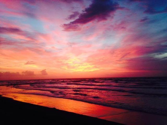 Surfside Beach, photo by April Woodall Vennard