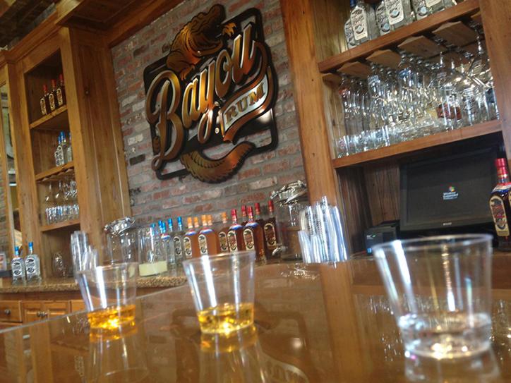 Bayou Rum Near Lake Charles LA