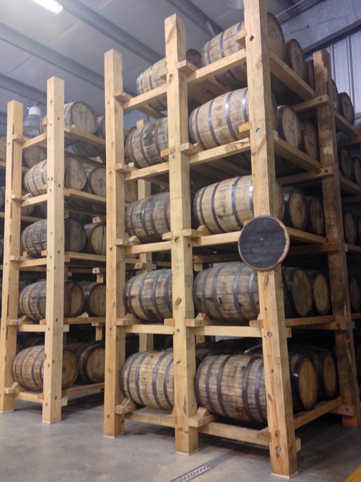 Barrels of Rum