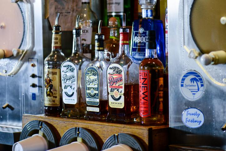 Bayou Rum Frosty Factory