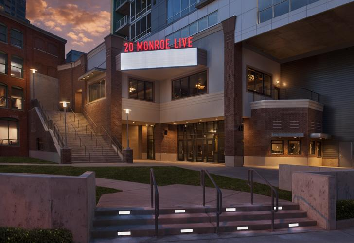 20 Monroe Live Music Hall and Off-site Meeting Venue
