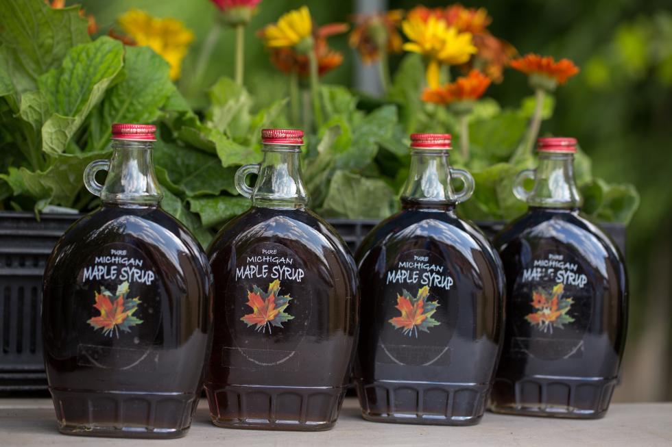 Farmer's Market Syrup