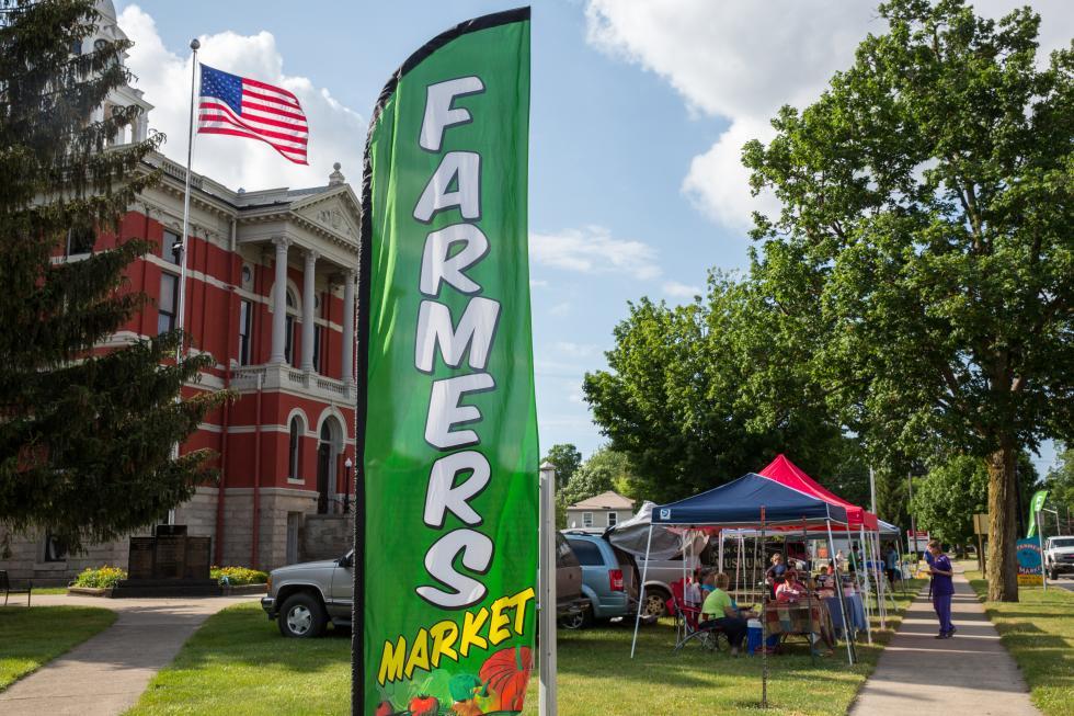 Charlotte Farmer's Market