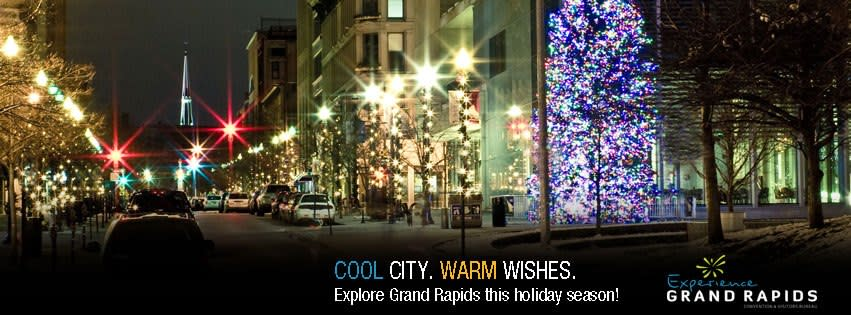 Holiday greetings from Grand Rapids