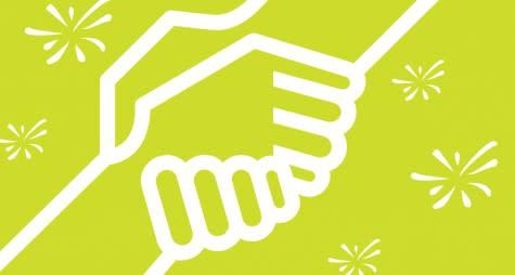 Grand Rapids Meeting Blog Logo - Handshake