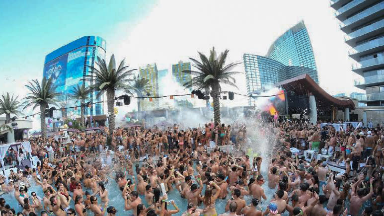 Marquee Pool