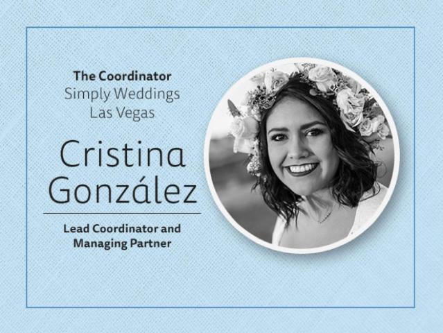 Christina Gonzalez Simply Wedding Coordinator Logo