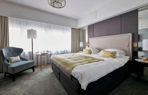Grand Hotel Hotels Oslo Norway