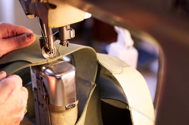 The Aurland Shoe Stunning Pilgrim Shoe Sewing Machine Company