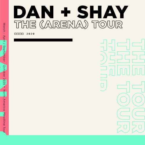 Dan + Shay The (Arena) Tour | Music in Grand Rapids, MI