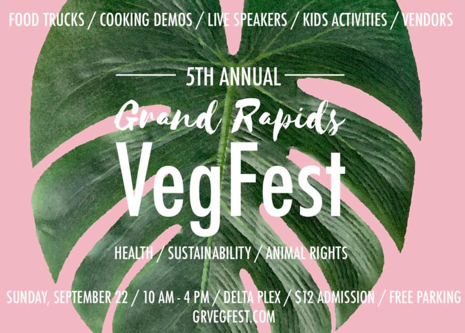 Grand Rapids Veg Fest | Collective Community Event in Grand Rapids, MI