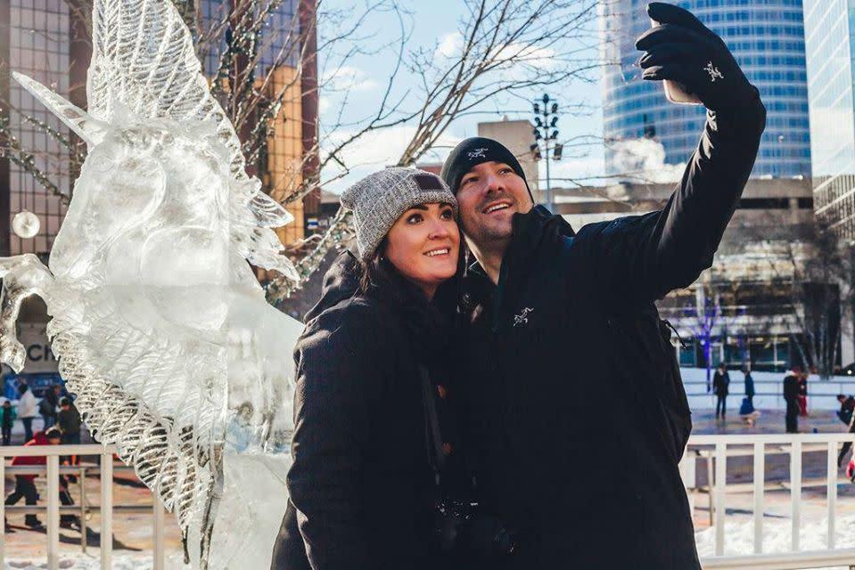 Valent-ICE | Downtown in Grand Rapids, MI