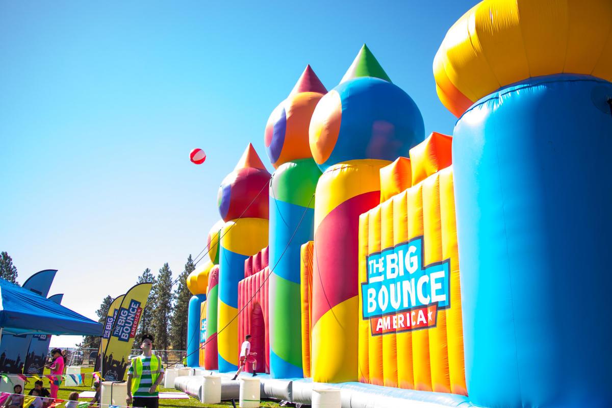Big Bounce America | Grand Rapids, MI | Children's Activities in Grand Rapids, MI